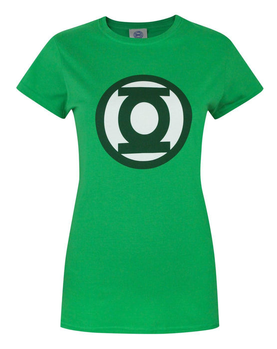 Green Lantern Emblem Women's T-Shirt