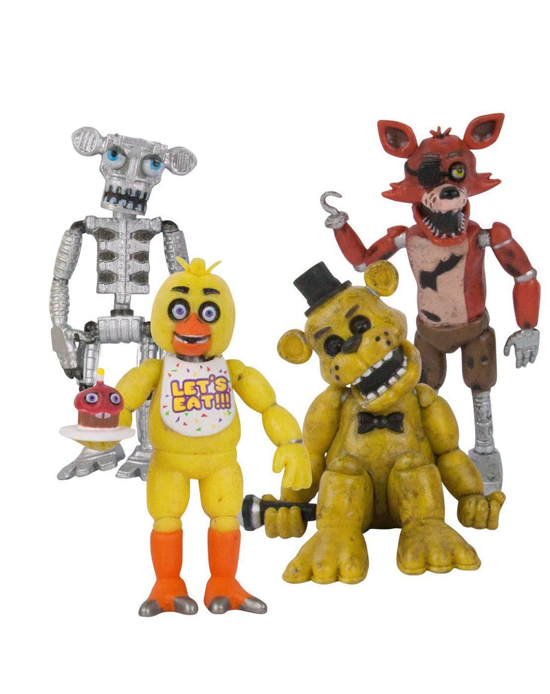 Funko Five Nights At Freddy's Collectible Vinyl Figure Set One