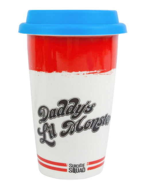 Suicide Squad Daddy's Lil' Monster Travel Mug