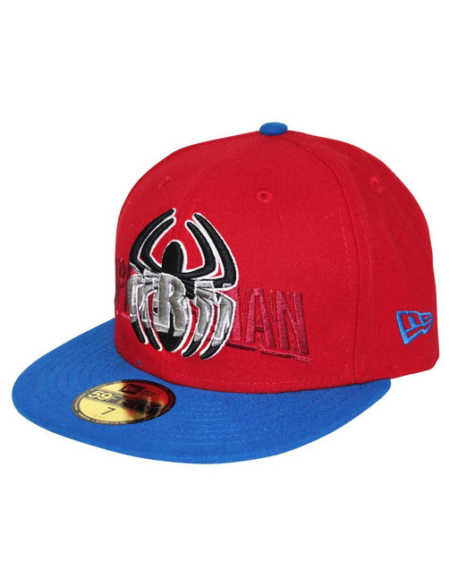 new styles e6b4d 50160 New Era 59Fifty Word Over Spider-Man Snapback Cap