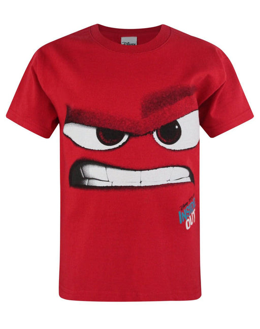 Disney Inside Out Anger Kid's T-Shirt
