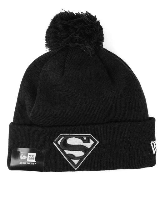 New Era Superman Glow Cuff Knit Hat