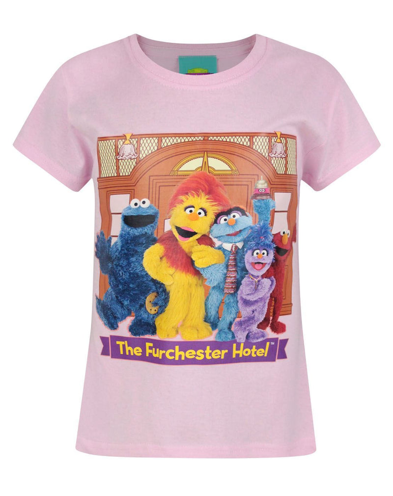 Furchester Hotel Girl's T-Shirt