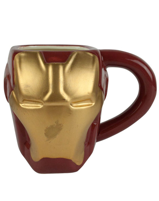 Avengers Age of Ultron Iron Man 3D Mug