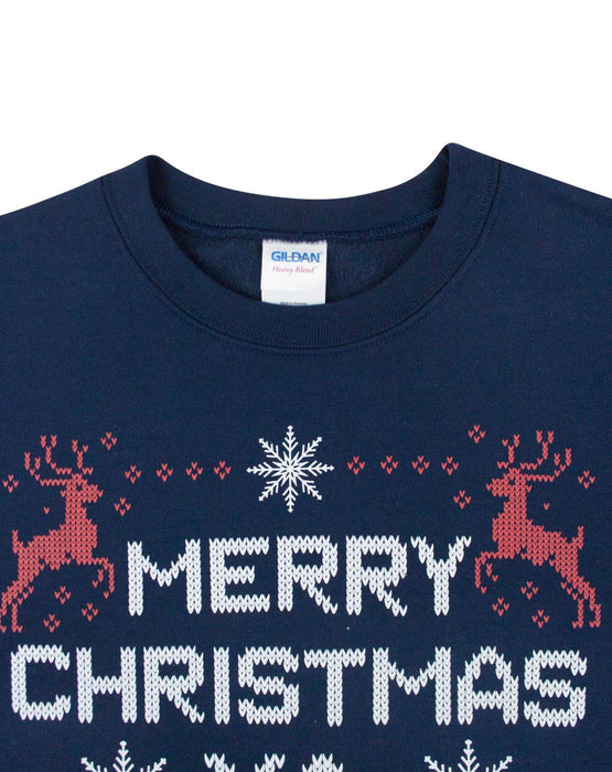 Home Alone Ya Filthy Animal Christmas Movie Film Festive Spirit Comedy Fun Jumper Pullover Sweater Sweatshirt Jolly Season Christmassy Crimbo Adults Men's Warm Cosy Comfy