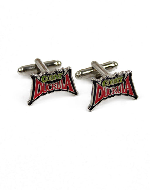 Count Duckula Cufflinks