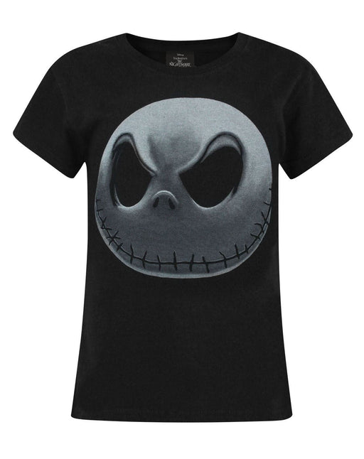 Nightmare Before Christmas Jack Skellington Girl's T-Shirt