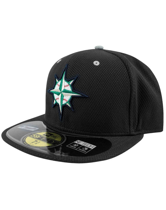 reputable site 6b2ef 5fc1e New Era 59Fifty MLB Seattle Mariners Cap — Vanilla Underground