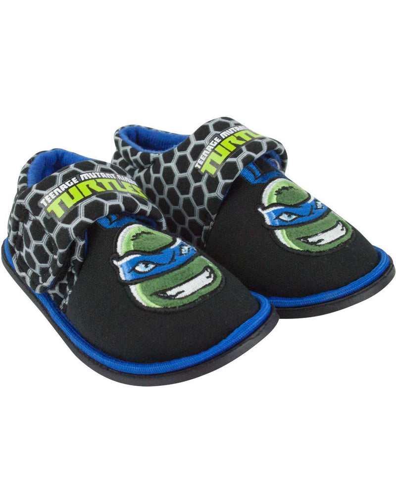 Teenage Mutant Ninja Turtles Boy's Slippers