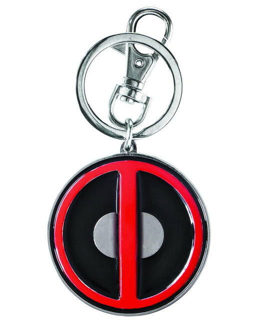 Marvel Deadpool Logo Keychain
