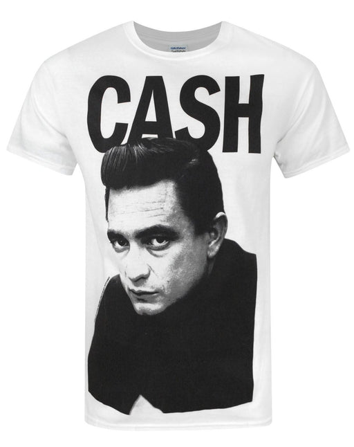 Johnny Cash Portrait Men's T-Shirt