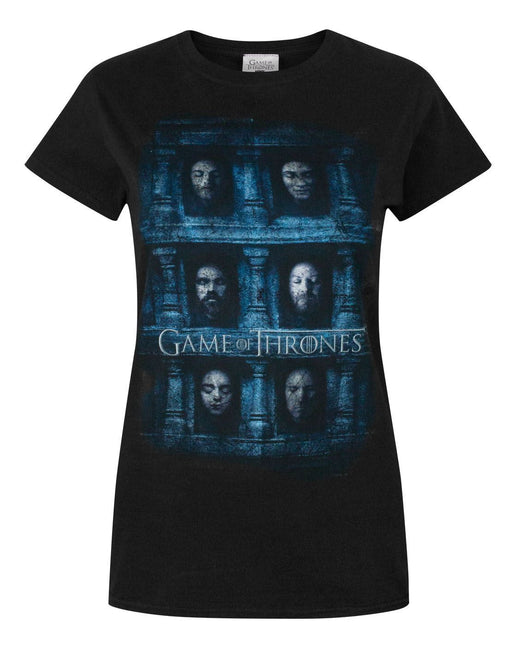 Game Of Thrones Hall Of Faces Women's T-Shirt