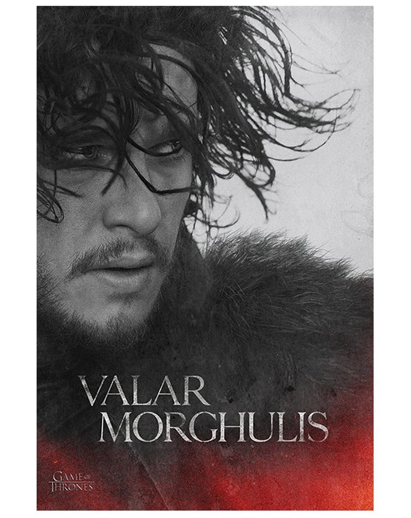 Game Of Thrones Jon Snow Poster