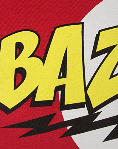 Big Bang Theory Bazinga Men's T-Shirt