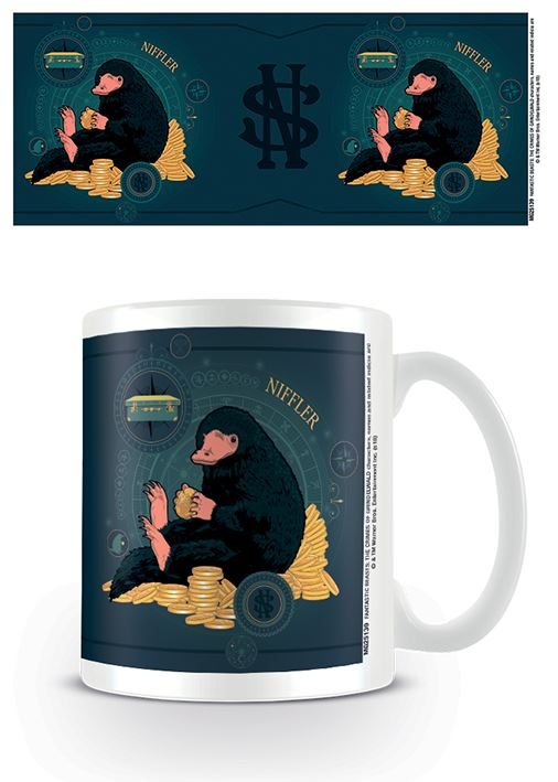 Fantastic Beasts And Where To Find Them Niffler 11oz Mug