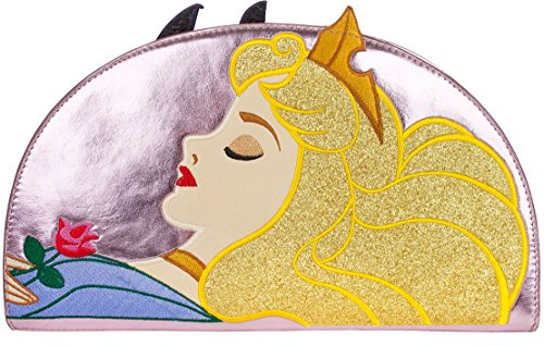 Danielle Nicole Disney Sleeping Beauty And Maleficent Clutch Bag