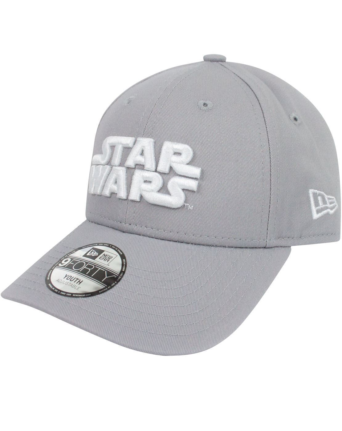dc47e743beb New Era 9Forty ESS Star Wars Logo Kid s Cap – Vanilla Underground