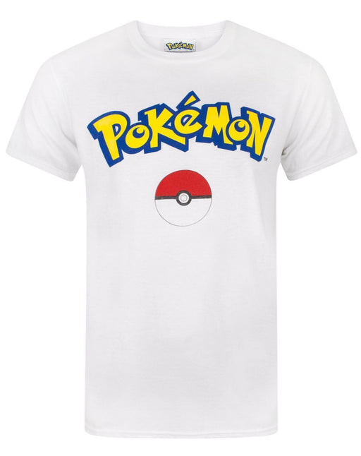 Pokemon Logo Men's T-Shirt