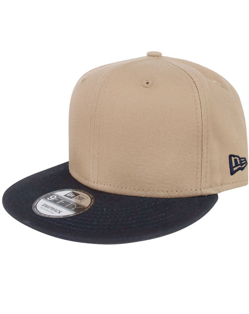 New Era 9Fifty Flag Contrast Snapback Cap