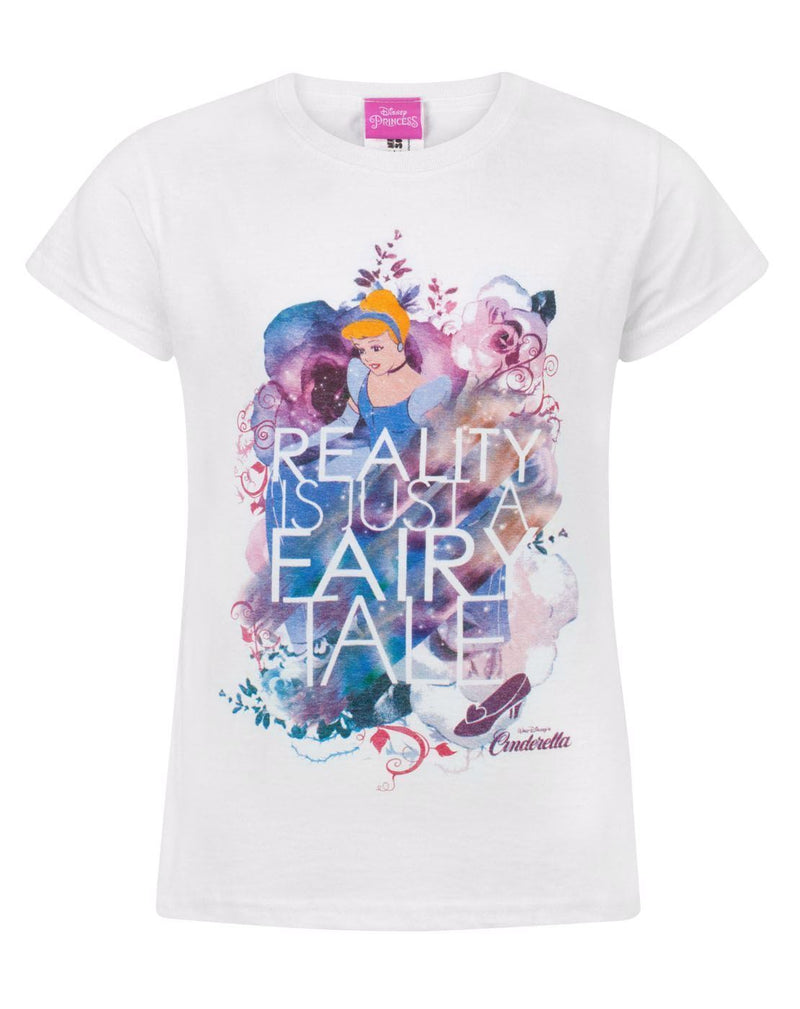 Disney Cinderella Fairy Tale Girl's T-Shirt