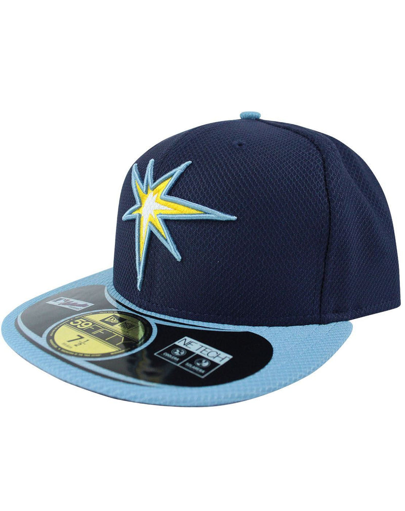 fa40008dbad New Era 59Fifty MLB Tampa Bay Rays Cap