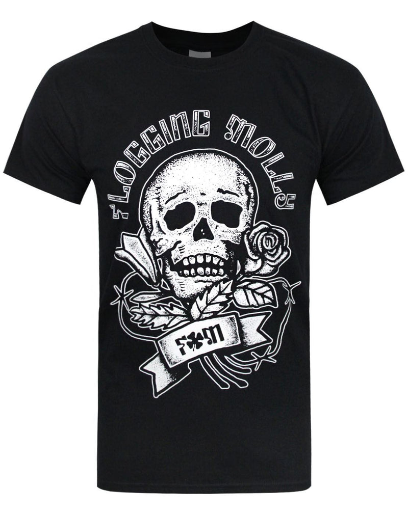Flogging Molly Roses Men's T-Shirt