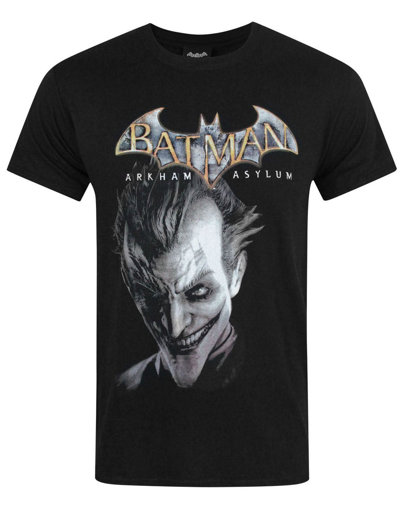 Batman Arkham Asylum Joker Men's T-Shirt