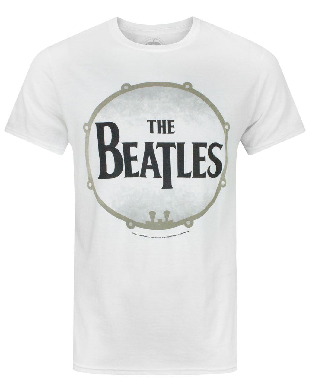The Beatles Drumskin Men's T-Shirt
