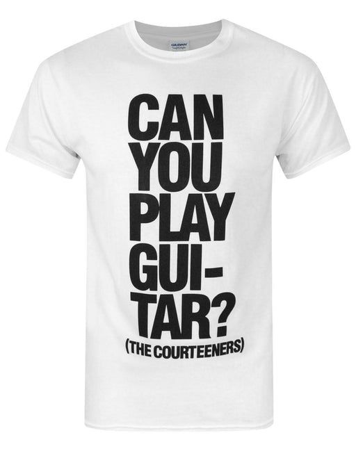Courteeners Can You Play Guitar Men's T-Shirt