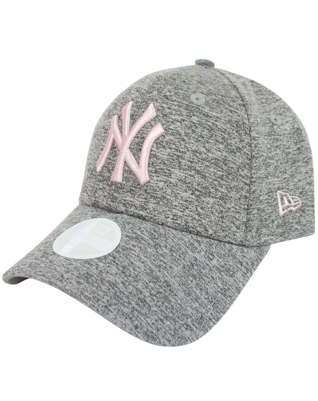 New Era 9Forty MLB New York Yankees Tech Jersey Pink Women s Cap – Vanilla  Underground 9c897bb68b9