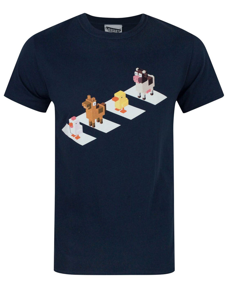 Crossy Road Crossing Men's T-Shirt