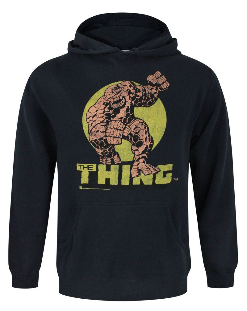 Junk Food Fantastic Four The Thing Men's Hoodie