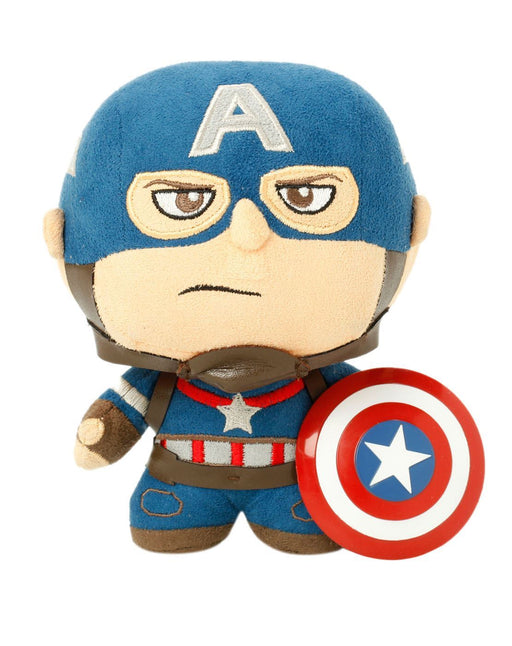 Funko Avengers Age Of Ultron Captain America Fabrikations Plush Figure