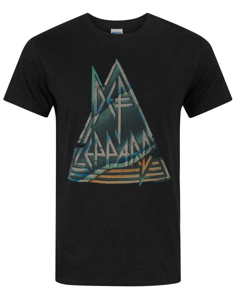 Def Leppard Pyramid Men's T-Shirt