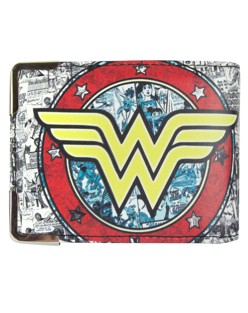 DC Comics Wonder Woman Mini Purse ID Holder