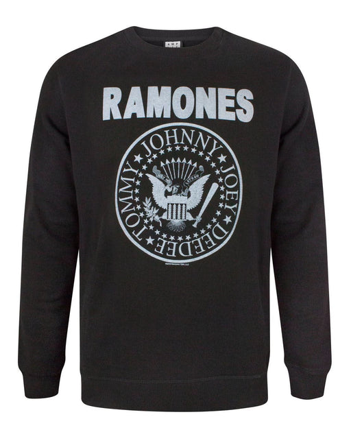 Amplified Ramones Seal Logo Men's Sweatshirt