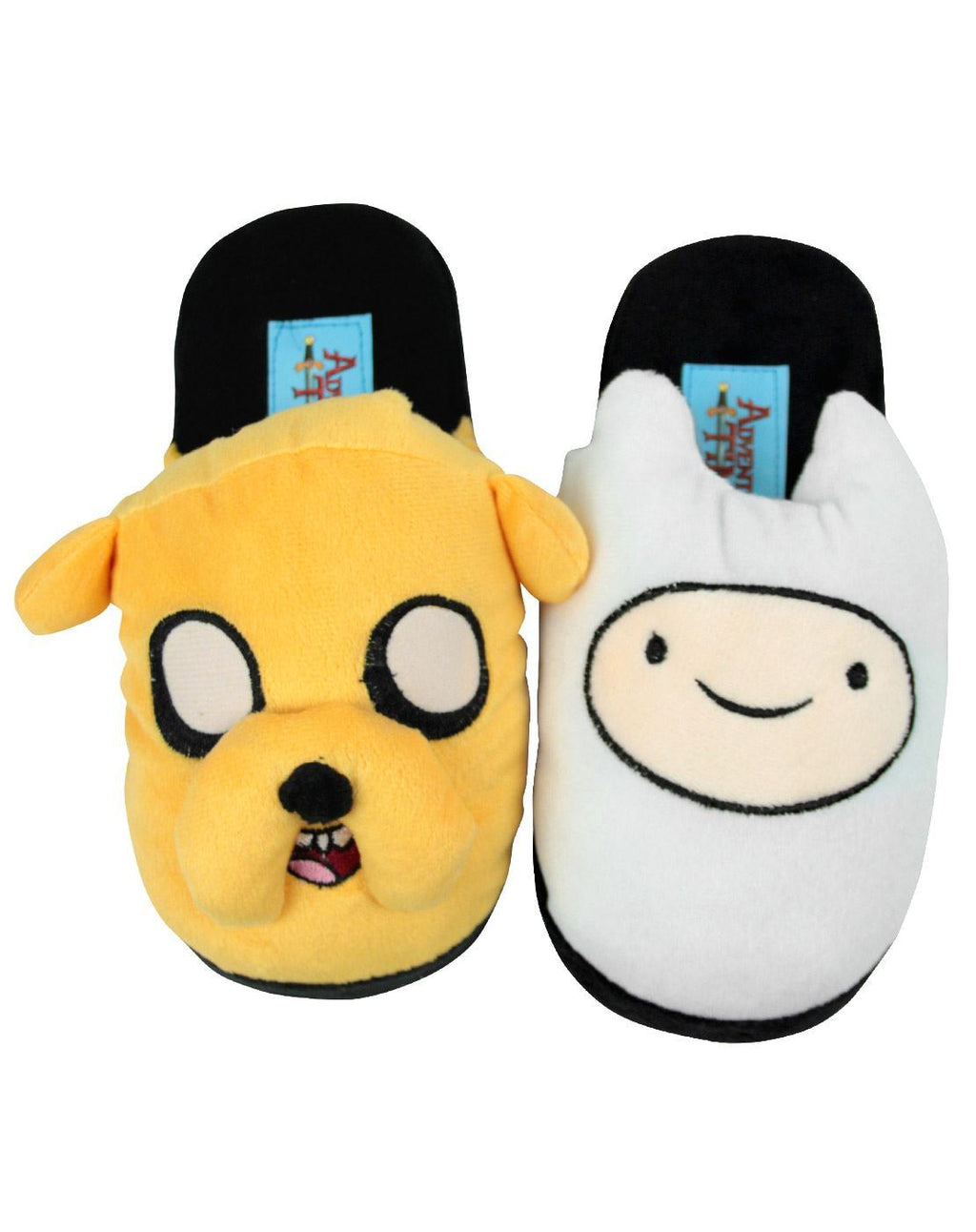 Adventure Time Finn and Jake Kids Slippers