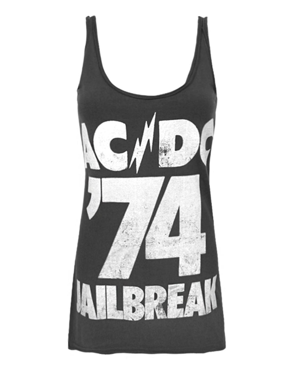 Amplified AC/DC Jailbreak '74 Women's Vest