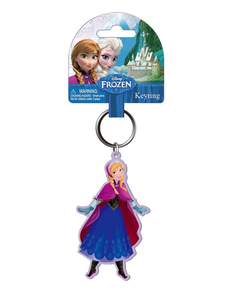 Disney Frozen Anna Soft Touch Key Chain