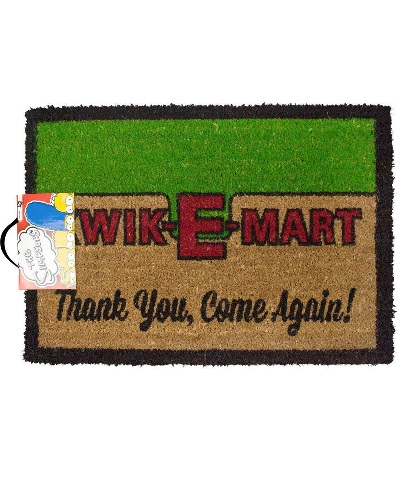 The Simpsons Kwik-E-Mart Door Mat