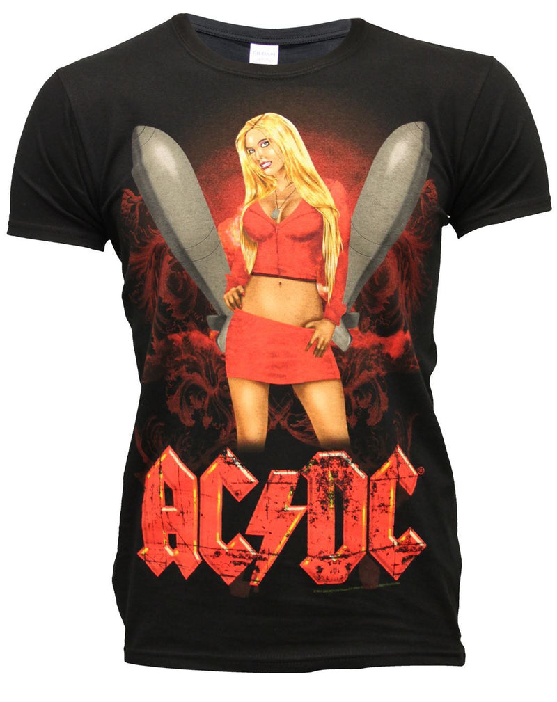 AC/DC Heatseeker Missile Men's T-Shirt
