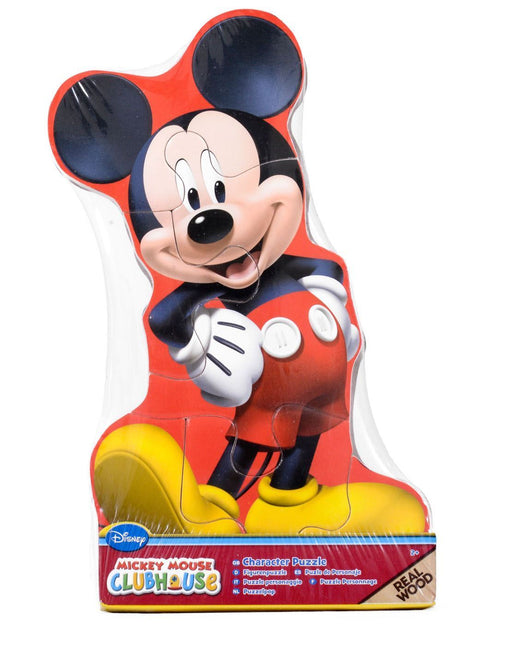 Mickey Mouse Character Puzzle
