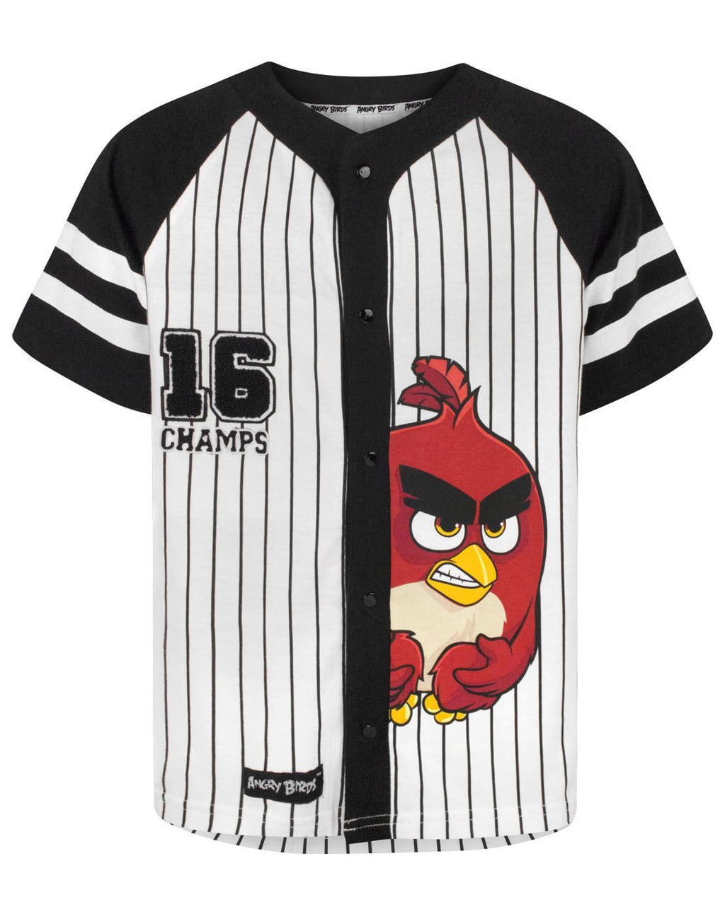 Angry Birds Champs Boy's Jersey