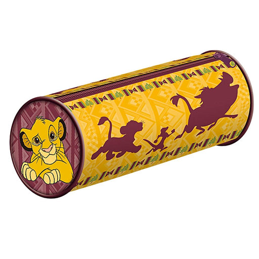 The Lion King Disney Hakuna Matata Zipped Tube Pencil Case PVC