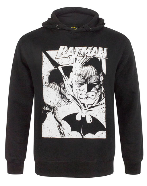Batman Comic Panel Men's Hoodie