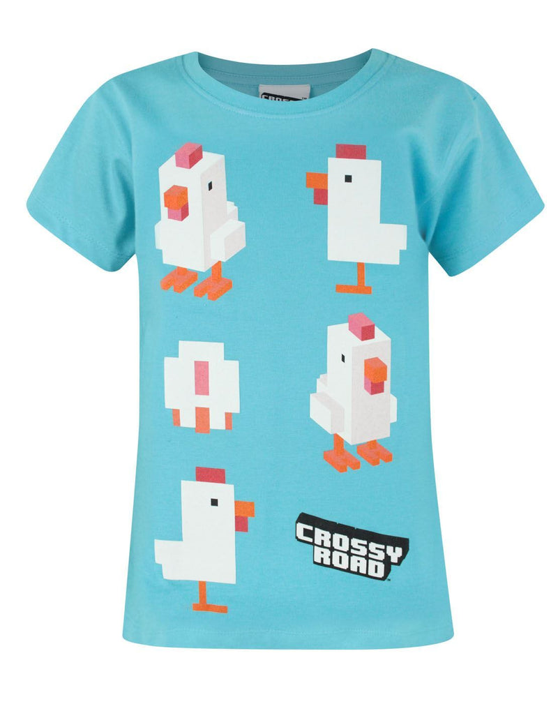 Crossy Road Chicken Girl's T-Shirt