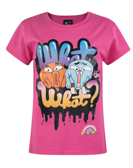 Amazing World Of Gumball Girl's T-Shirt