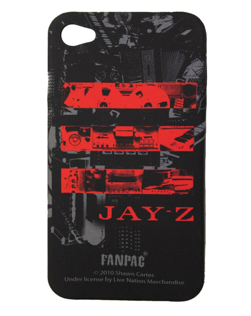 Jay-Z The Blueprint 3 iPhone 4/4G Hard Cover