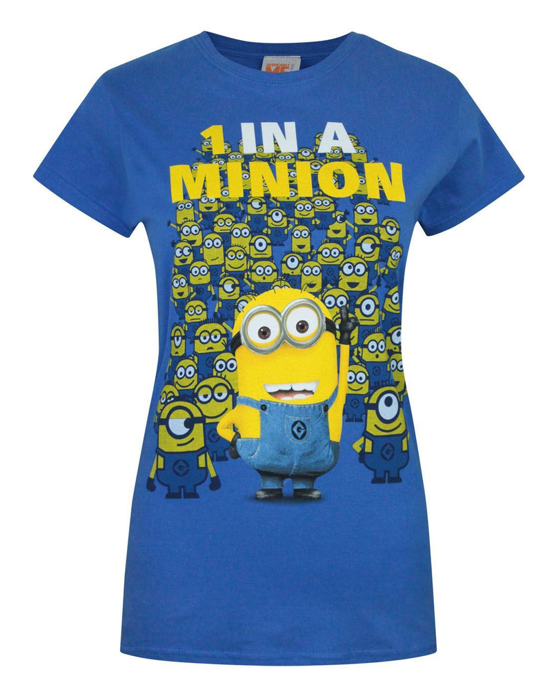 Minions One In a Minion Women's T-Shirt
