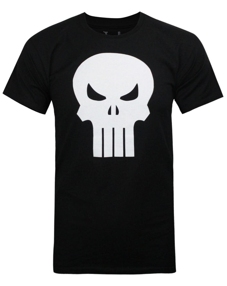 Jack Of All Trades Punisher Logo Men's T-Shirt